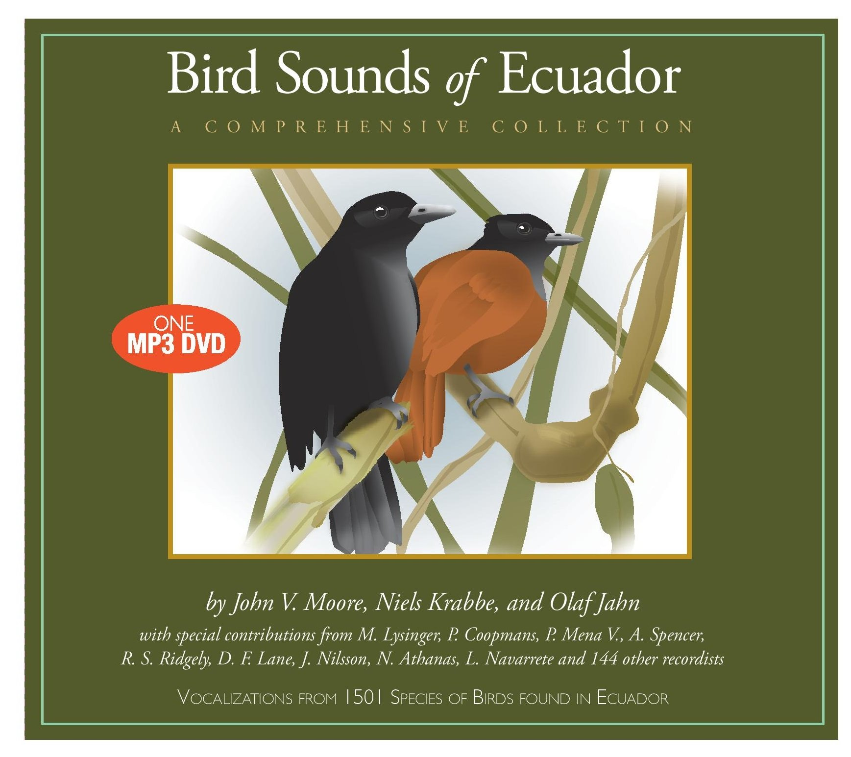 Bird Sounds of Ecuador