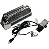 Hongso 16Y-New FBK-250 Replacement Fireplace Blower Fan KIT for Lennox, Superior, Rotom HB-RB250