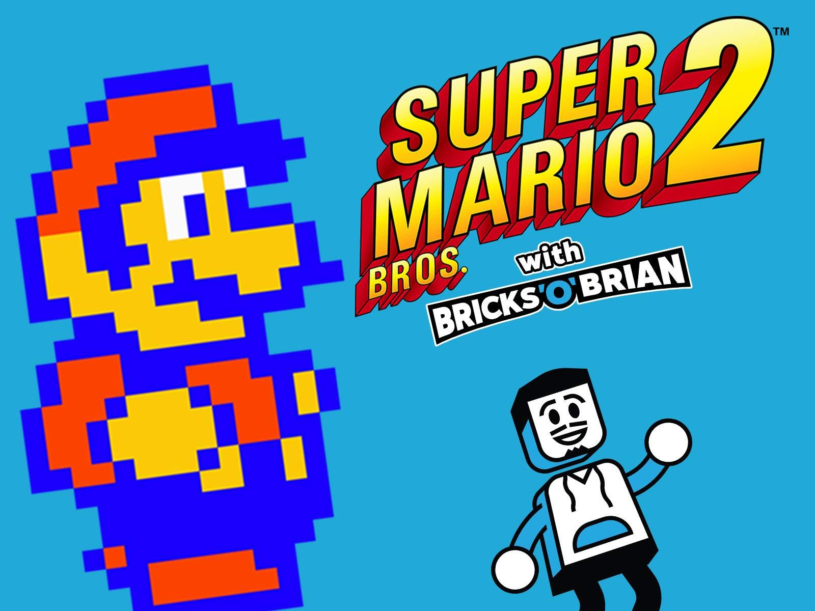 Clip: Super Mario Bros. 2 with Bricks 'O' Brian! - Season 1