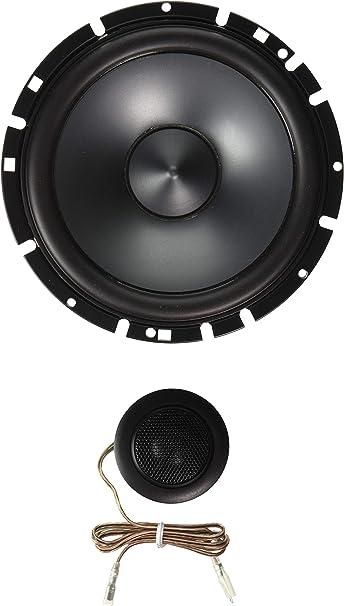 Alpine SPS-610C 6-1//2 Component 2-Way Speaker System Bundle