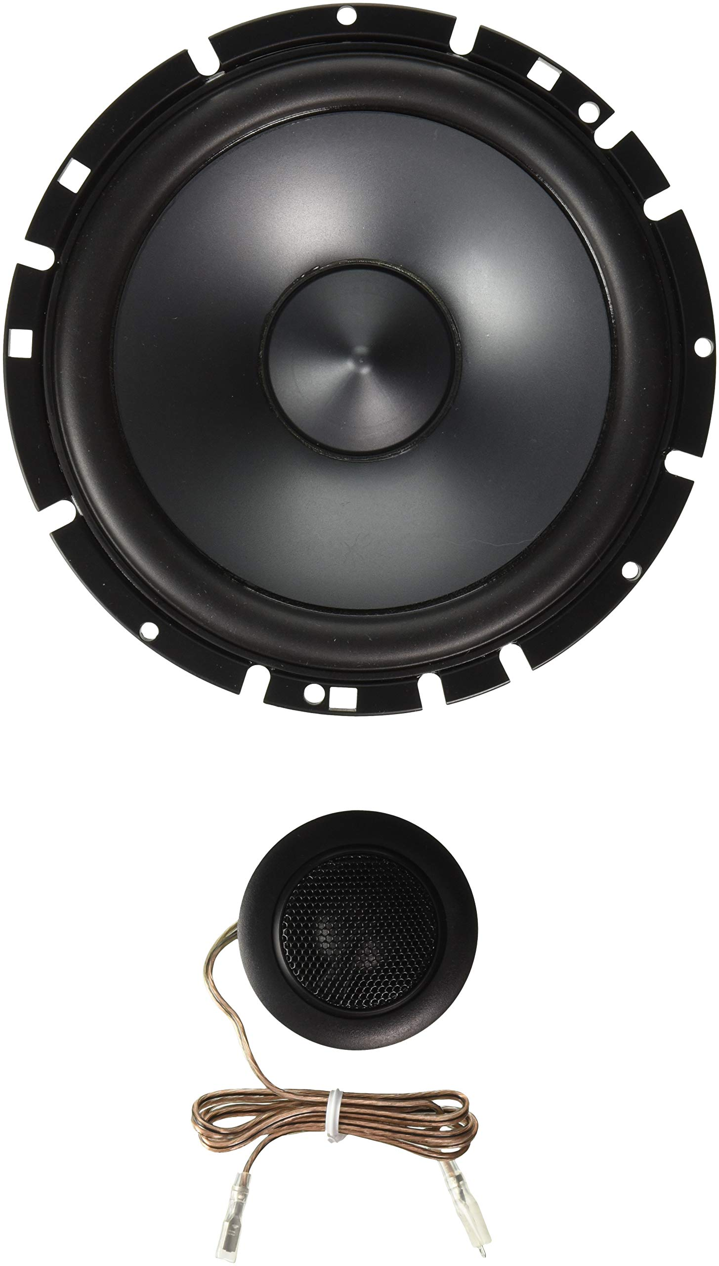 "Amazon.com: Alpine SPS-610C 6-1/2"" Component 2-Way Type-S Speaker System:  Cell Phones & Accessories"