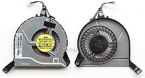 Todiys CPU Cooling Fan for HP Envy 15-K 15T-K 15Z-K Series 15-K012NR 15-K016NR 15-K058CA 15-K073CA 15-K151NR 15-K163CL 15-K167CL 15-K178NR 15-K192NR 15-K220NR 15-K223CL 15-K227CL 15-K258CA 15-K277CA