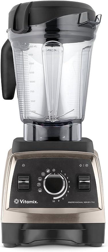 Vitamix Professional Series 750 Batidora de vaso 2L 1400W Acero ...