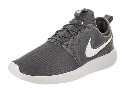 super popular 733cc 4a043 Amazon.com   Nike Roshe Two Men s Running Shoes Dark Grey Pure Platinum  844656-010   Running