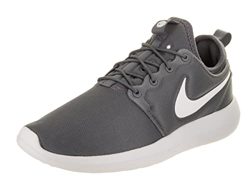 5c904ad825a4 Nike Mens Roshe Two Running Shoes Dark Grey Pure Platinum 844656-010 Size  11  Buy Online at Low Prices in India - Amazon.in