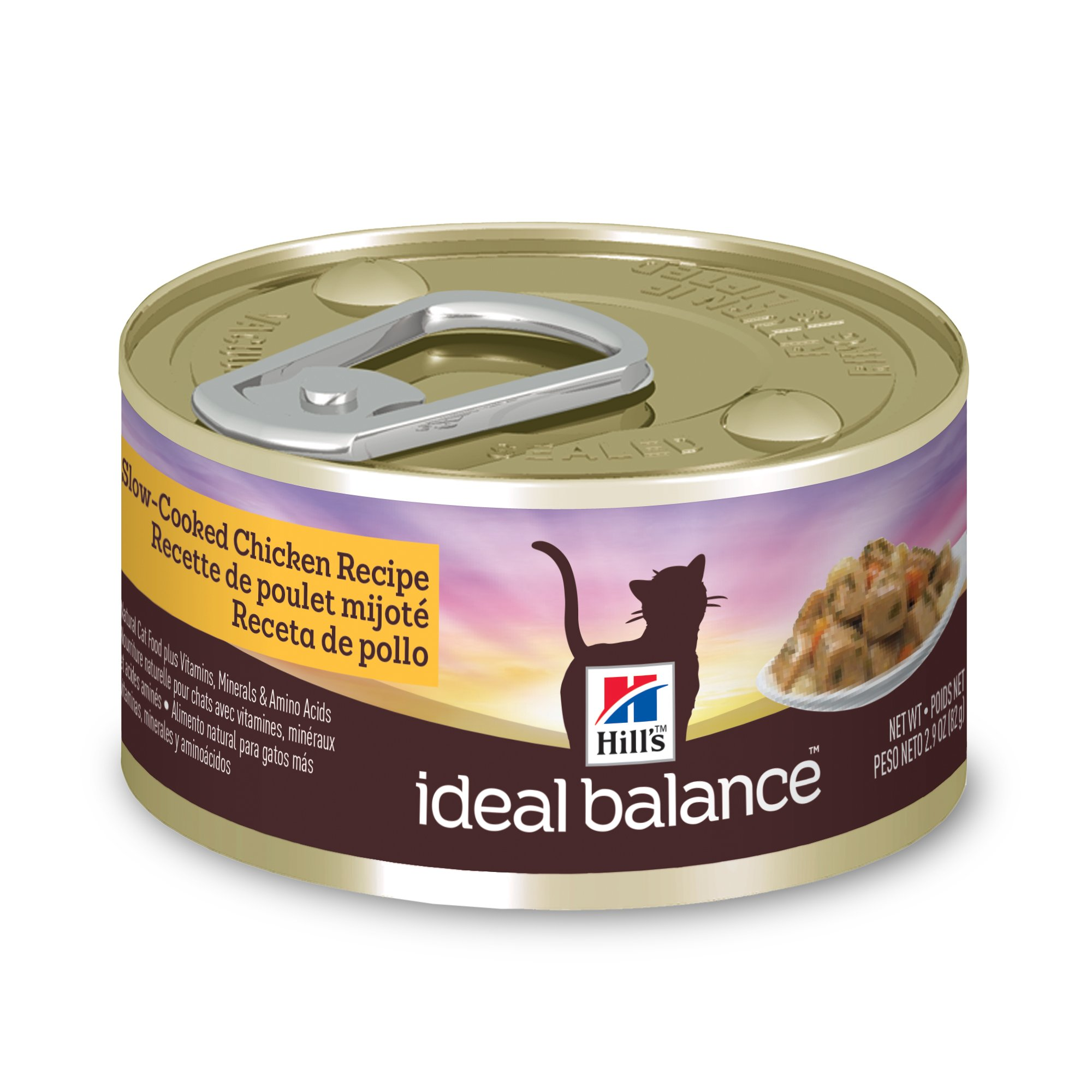 Hills Ideal Balance Natural Cat Food product image