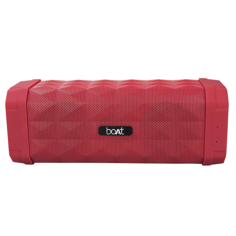 boAt Stone 650 Wireless Bluetooth Speaker (Raging Red)