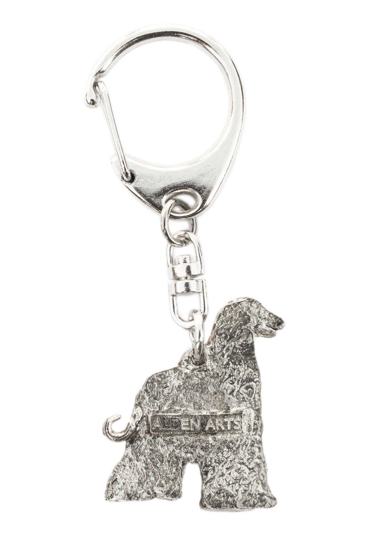 Colecci?n llavero galgo afgano perro Art Inglaterra (Jap?n ...