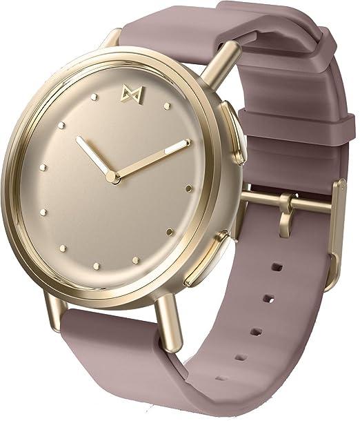 Misfit MIS5023 Path Smartwatch en Tono Dorado con Correa de ...