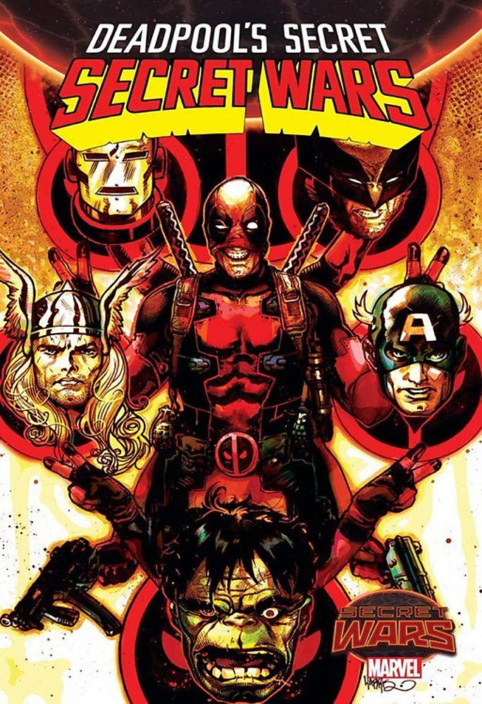 Amazon.com: Deadpool's Secret Secret Wars (9780785198673): Lolli, Matteo,  Camagni, Jacopo, Bunn, Cullen: Books