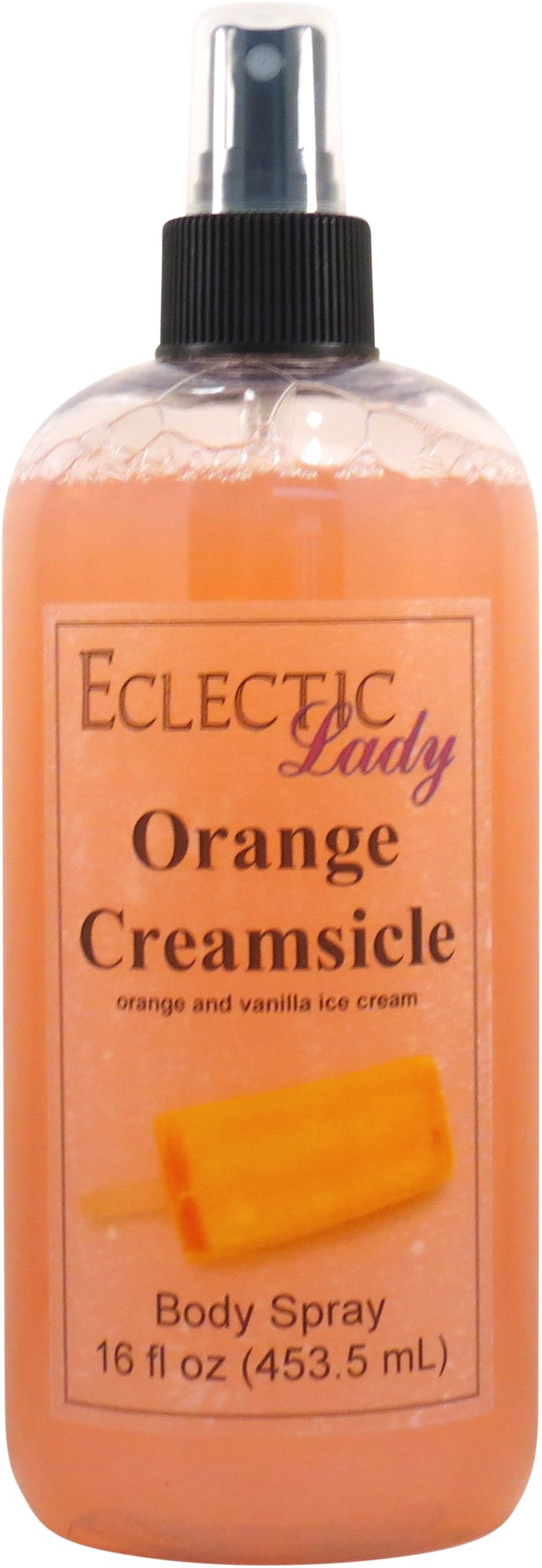 Orange Creamsicle Body Spray, 16 ounces