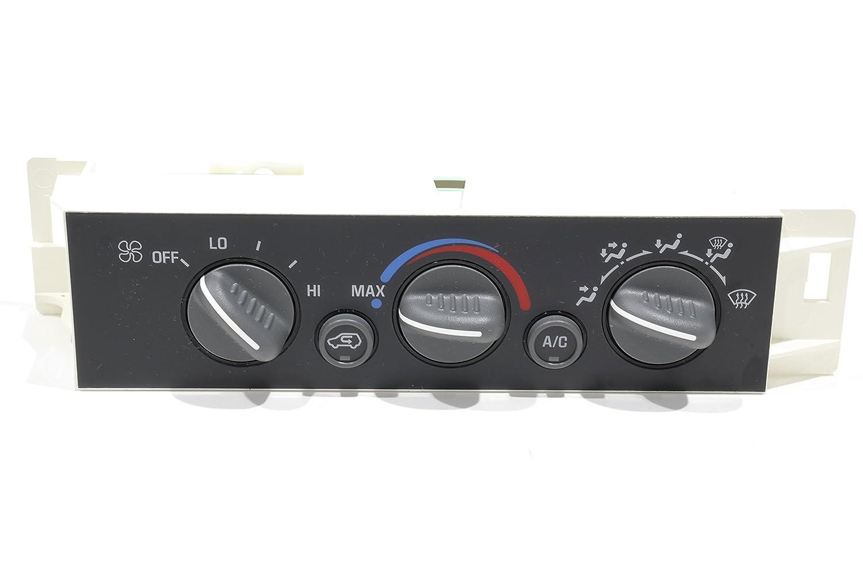 OEM NEW Heater AC Climate Control Dash Unit 95-02 C/K Series w/o Defrost 9378815 GMC