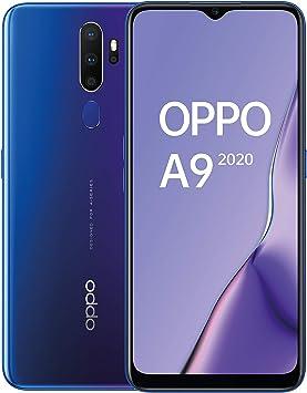Oppo A9 2020 - Smartphone de 6.5 HD+, 4G Dual SIM, 8 Core/ 128 ...