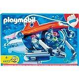 Playmobil - 4473 - Sous-marin de recherche