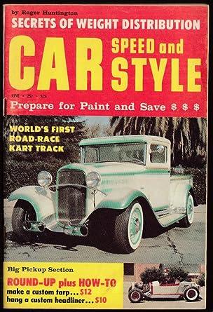 CAR SPEED & STYLE 6 1960 Kart Track