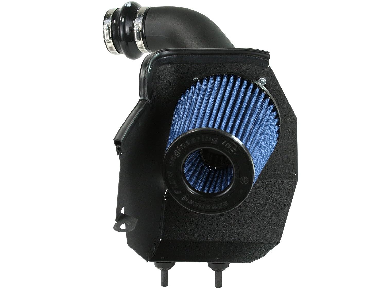 aFe Power Magnum FORCE 54-11252-2 Jeep Wrangler JK Performance Intake System AFE Filters Oiled, 5-Layer Filter