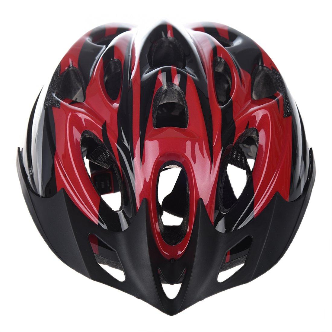 Casco JSZ casco de bicicleta para los adultos hermoso casco de carbono