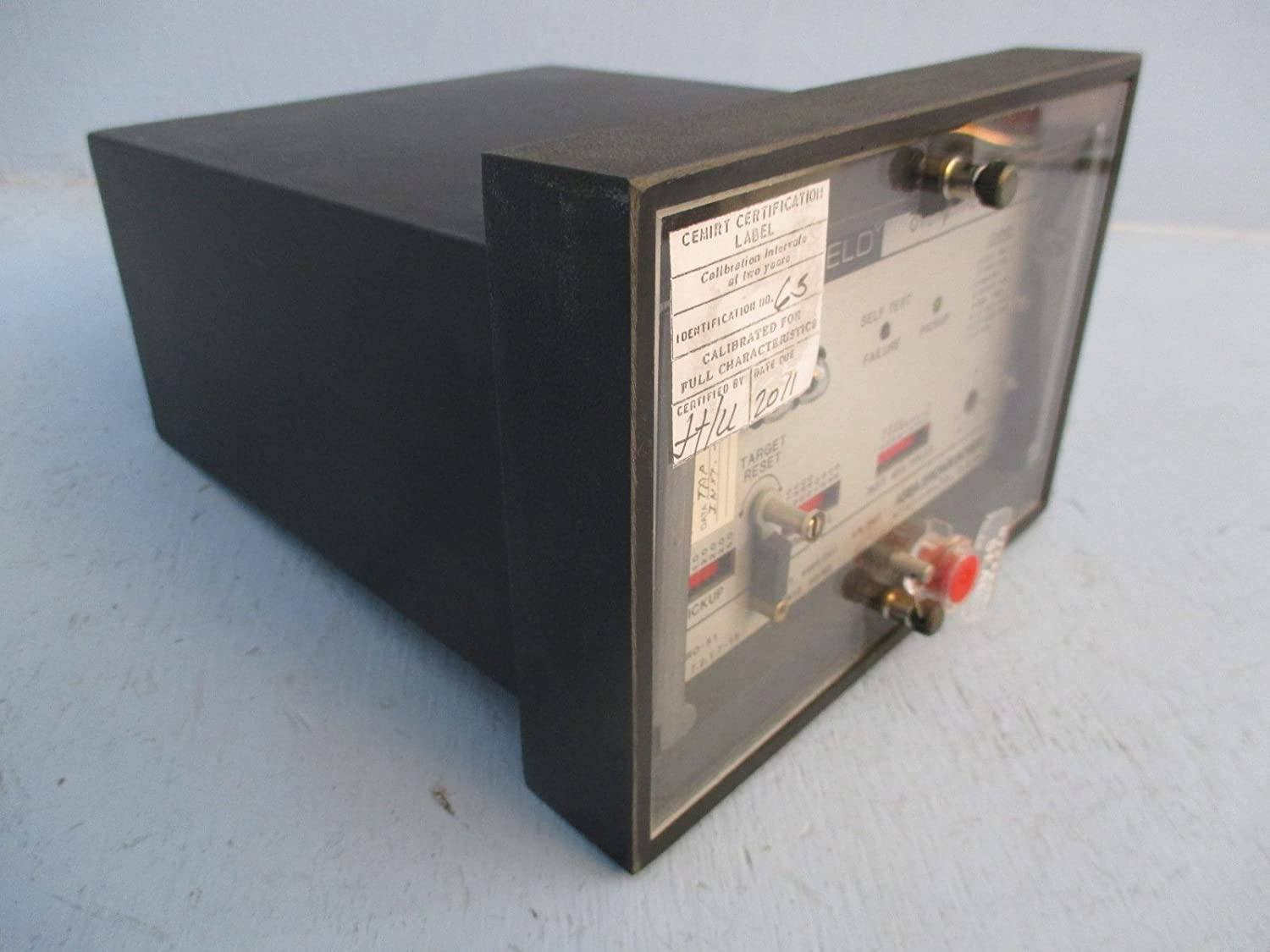 ABB S Circuit Shield Overcurrent Relay Asea Brown Boveri - Abb basic relay school