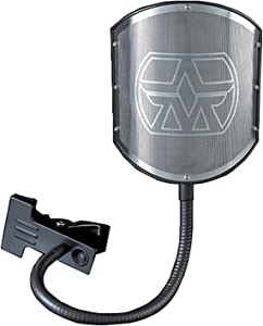 Aston Microphones Shield GN Premium Microphone Pop Filter and Gooseneck