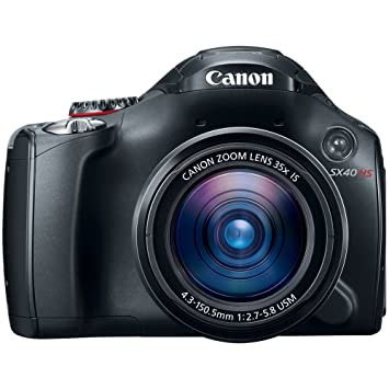 Canon powershot sx40 hs digital camera review.