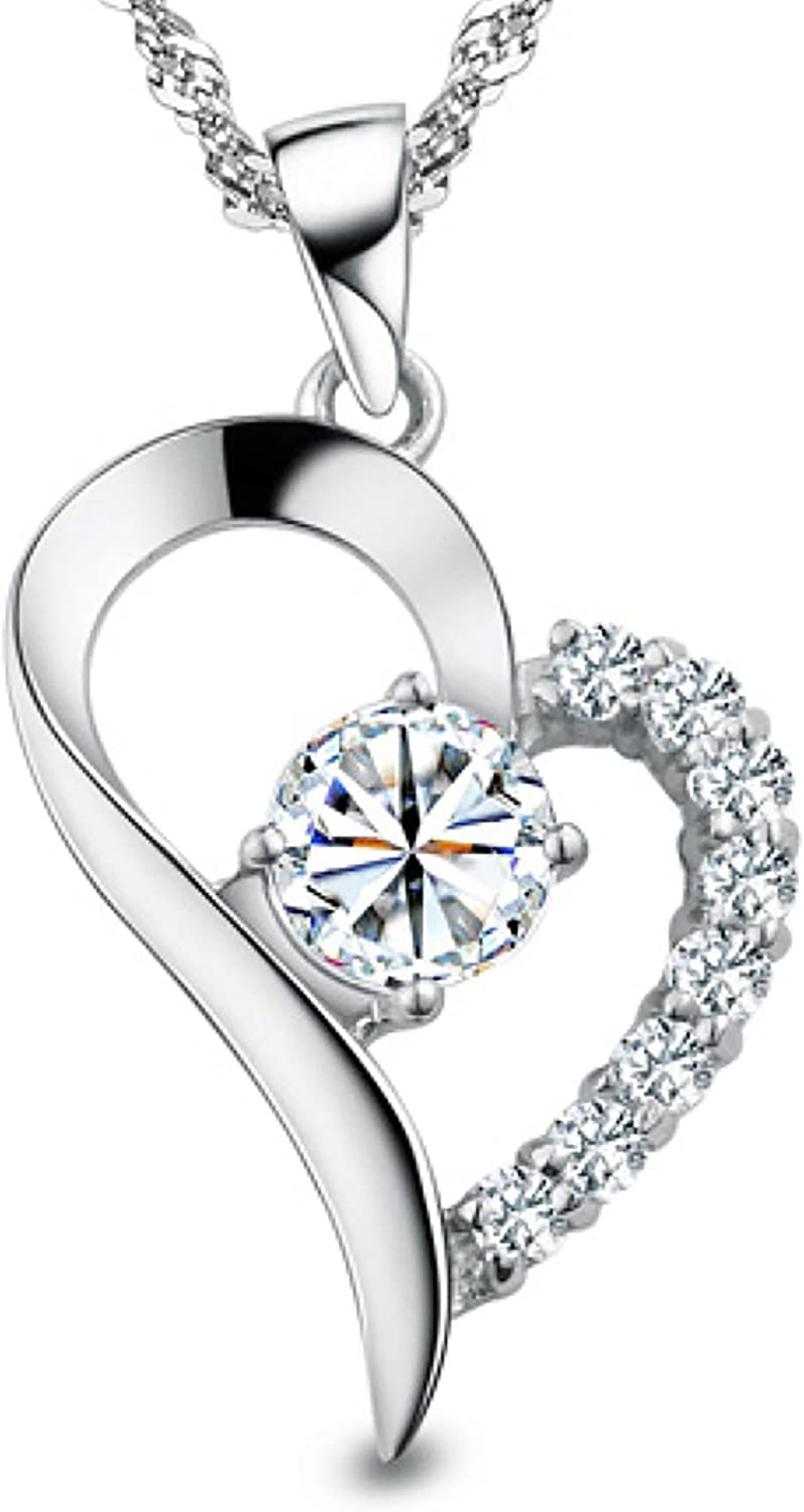 You Are the Only One in My Heart Sterling Silver...