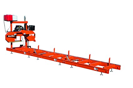 Woodmizer Sawmill For Sale >> Wood Mizer Lt15 Portable Sawmill With 19 Hp Gas Engine Amazon Com