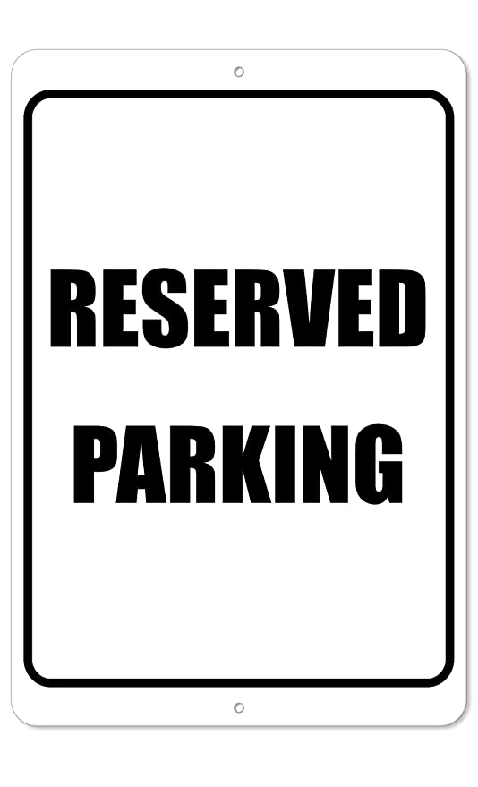 Amazon.com: The King Kush Reserved Parking - Cartel de ...