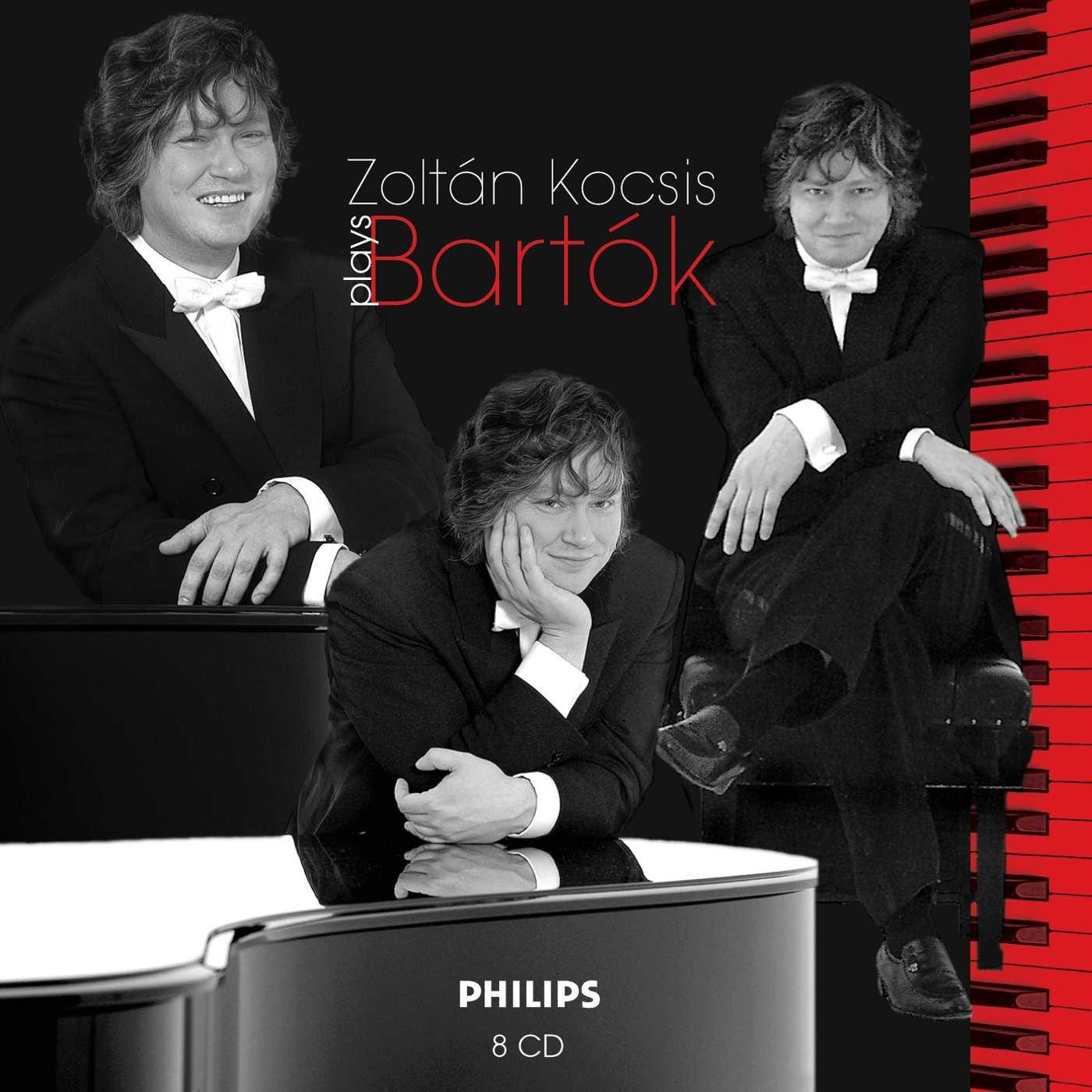 Zoltan Kocsis Plays Bartok by Philips