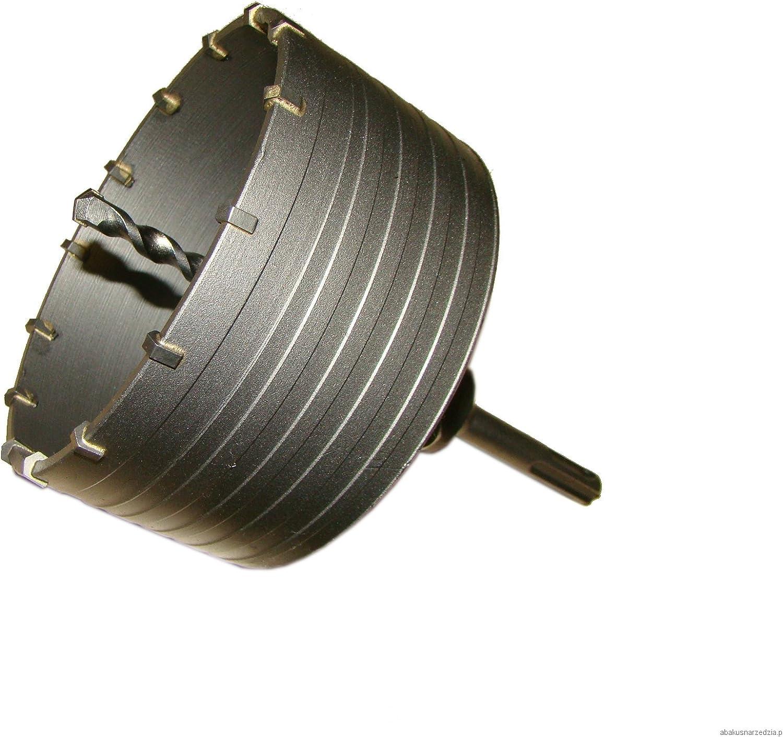 Corona perforadora de TCT 110 mm Silverline 199883