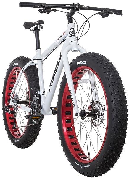 Amazon.com : Framed Minnesota 2.0 Fat Bike Mens : Sports & Outdoors