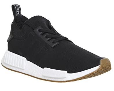 best service c1303 4a0af adidas Unisex Adults  NMD R1 PK 887 quot  Gum Pack Trainers, Black (Core