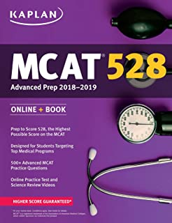 Mcat complete 7 book subject review 2018 2019 online book kaplan mcat 528 advanced prep 2018 2019 online book kaplan test prep fandeluxe Image collections