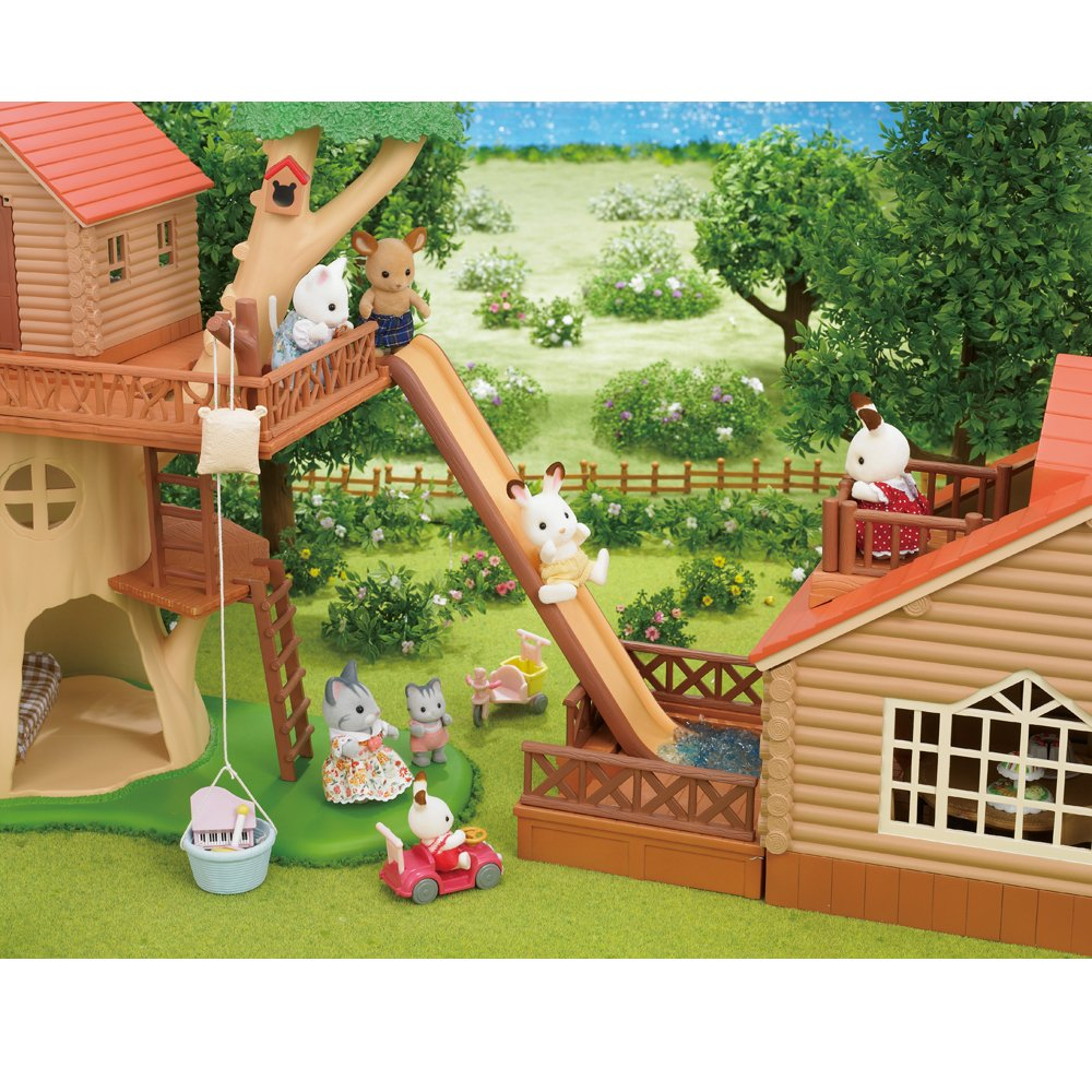 Calico Critters Adventure Treehouse Gift Set by Calico Critters (Image #8)