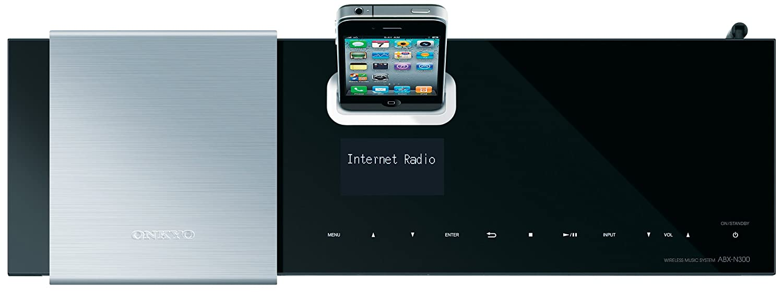 Amazon.com: Onkyo ABX-N300 Wireless Music System: Home Audio & Theater