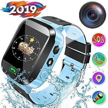 Smartwatch para niños, Smartwatch para niñas y niños, ubicación de ...