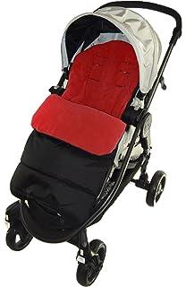 Deluxe - Saco/Cosy Toes Compatible con Jane Muum carrito de bebé ...