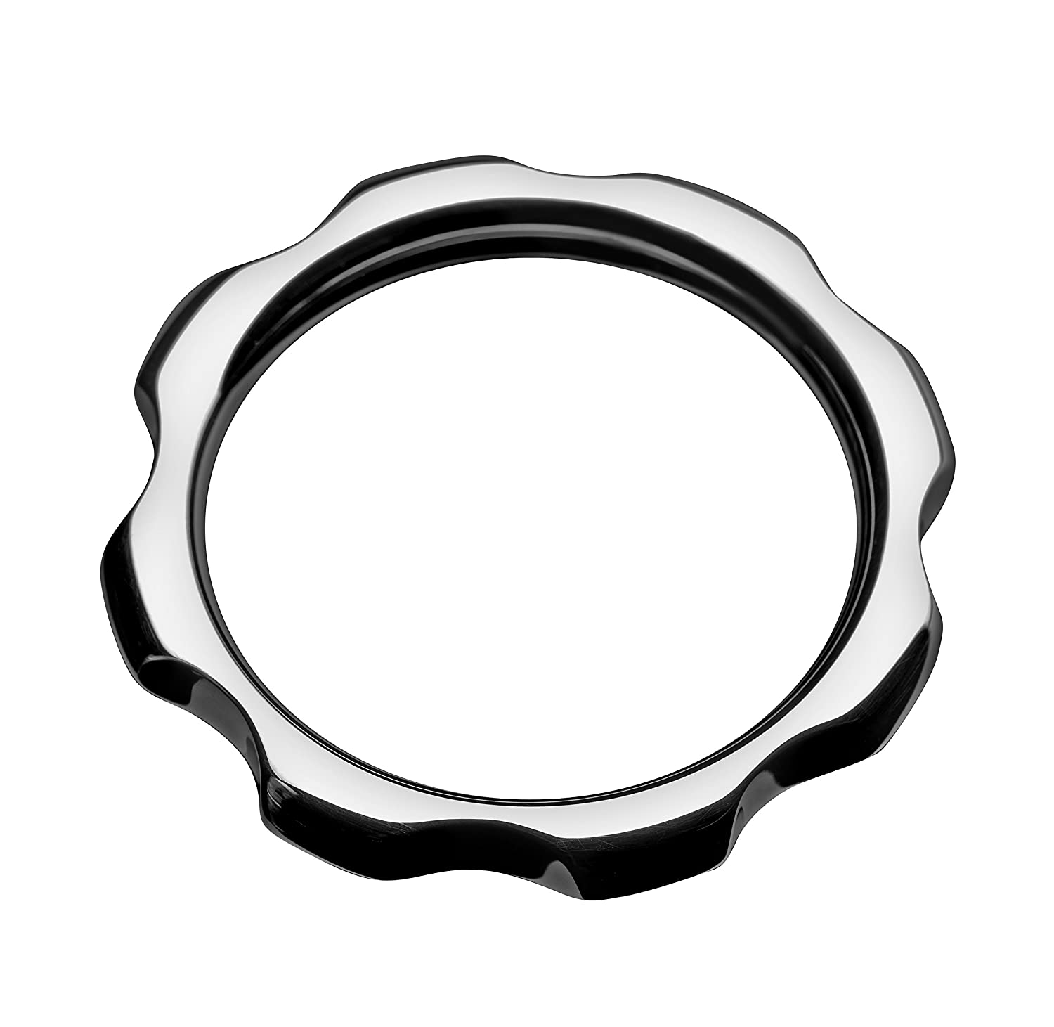 Amazon.com: Gear Head Metal Cock Ring - 1.75 Inch: Health & Personal Care