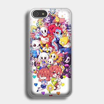 Undertale Wallpaper For Iphone Case Coque Iphone 55s White