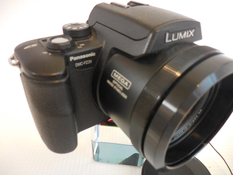 Amazon.com : Panasonic LUMIX DMC-FZ20 5 Megapixel Digital Camera ( Silver )  : Point And Shoot Digital Cameras : Camera & Photo