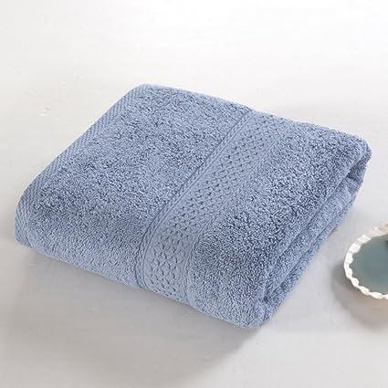 Algodón toalla de baño color sólido fijado para adultos/ toalla grande/ toallas del hotel