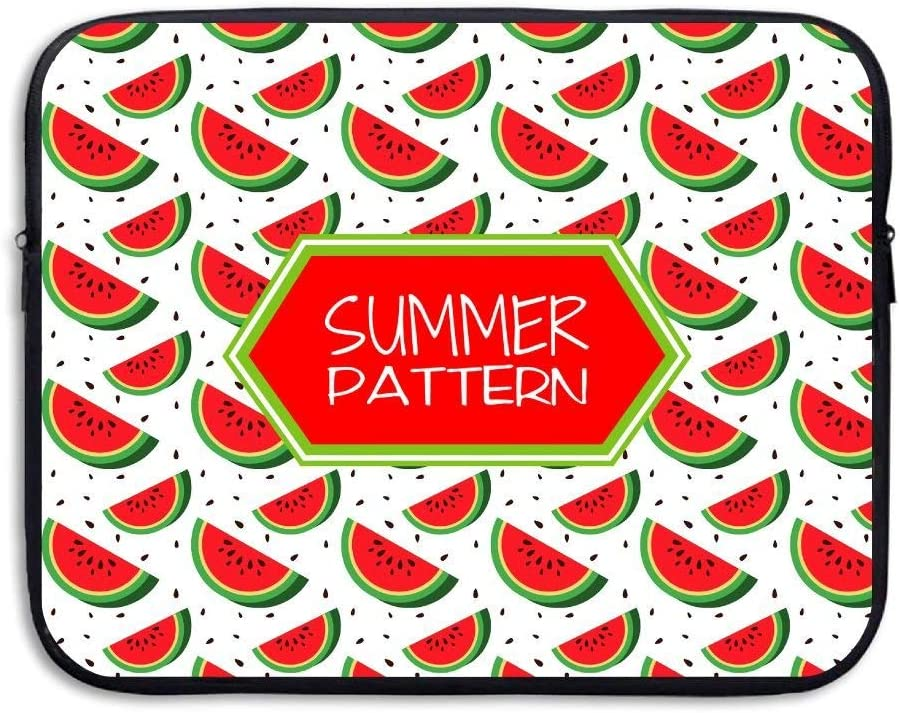 Laptop Sleeve Bag Watermelon Cover Computer Liner Package Protective Case Waterproof Computer Portable Bags