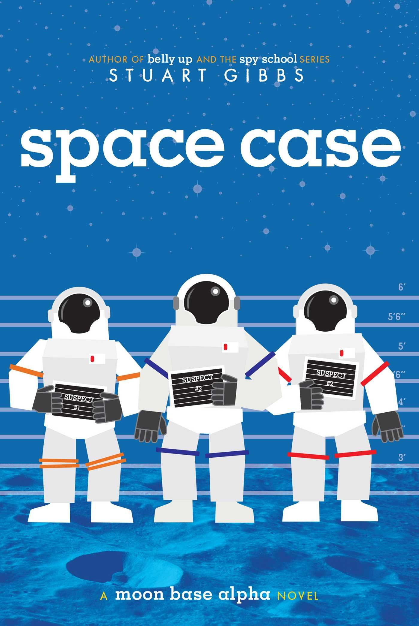 Image result for space case stuart gibbs
