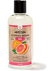 CLARK'S Cutting Board Oil | Butcher Block Oil & Conditioner | Food Safe | Multiple Scents and Sizes