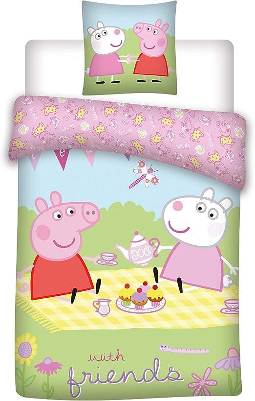 Arle-Living - Juego de ropa de cama reversible para bebé, diseño ...