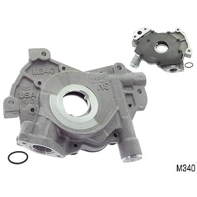 Melling M340 Oil Pump: Automotive