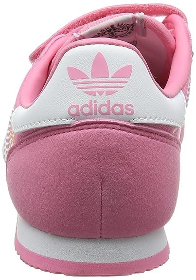 Adidas Originals Dragon formadores rosa chica og