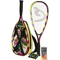 Speedminton® Junior Set – Original Speed Badminton/Crossminton Kinderset incl. 2 FUN Speeder®, tas