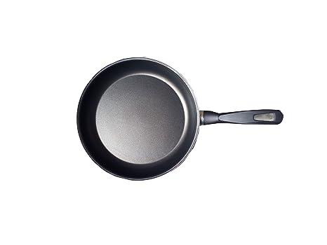 Sarten Antiadherente Black Magefesa De Acero Vitrificado 26cm y 32cm (32CM)