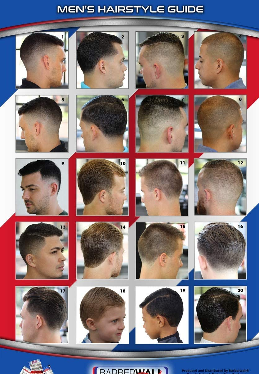 Barber Shop Haircuts Pictures 24