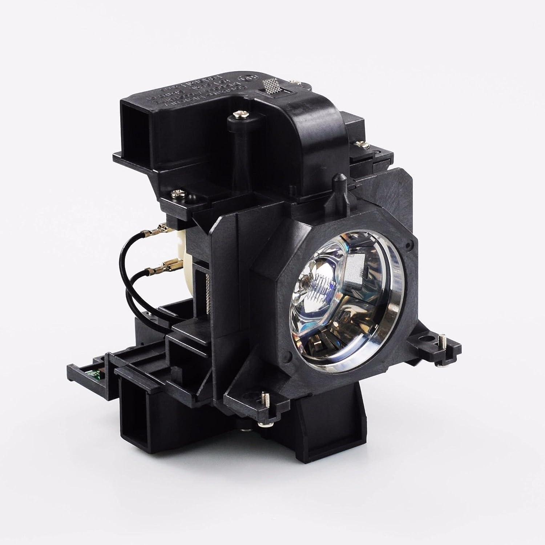 Supermait ET-LAE200 プロジェクター交換用ランプ 汎用 高品質 150日間安心保証つき 適用機種: ク PT-EW530E / PT-EW530EL / PT-EW630E / PT-EW630EL / PT-EX500E / PT-EX500EL / PT-EX600E / PT-EX600EL / PT-EZ570E / PT-EZ570EL / PT-SLX60 / PT-EW530U / PT-EW530 / PT-EW630 / PT-EX600 / PT-EX500 / PT-EZ570 / PT-SLW73CL / PT-SLX60CL / PT-SLZ66C / PT-SLX65C / PT-SLW63C / PT-SLW63CL / PT-SLX65CL / PT-SLX65 / PT-SLX70C / PT-SLX70CL / PT-SLX60C / PT-SLW73C 対応 B078ZC94TP
